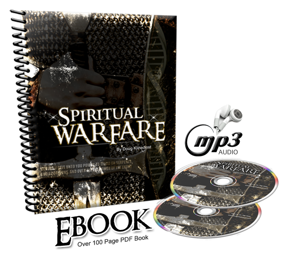 Spiritual Warfare Package - doug klinedinst